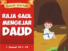 Raja Saul Mengejar Daud