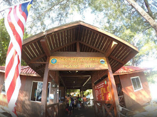 Things To Do In Kota Kinablu - Sapi Island Entry Point