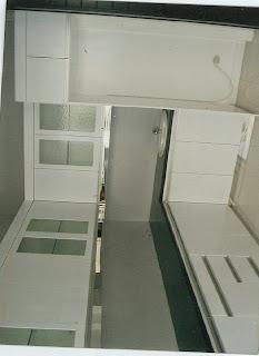 jasa kitchen set full murah
