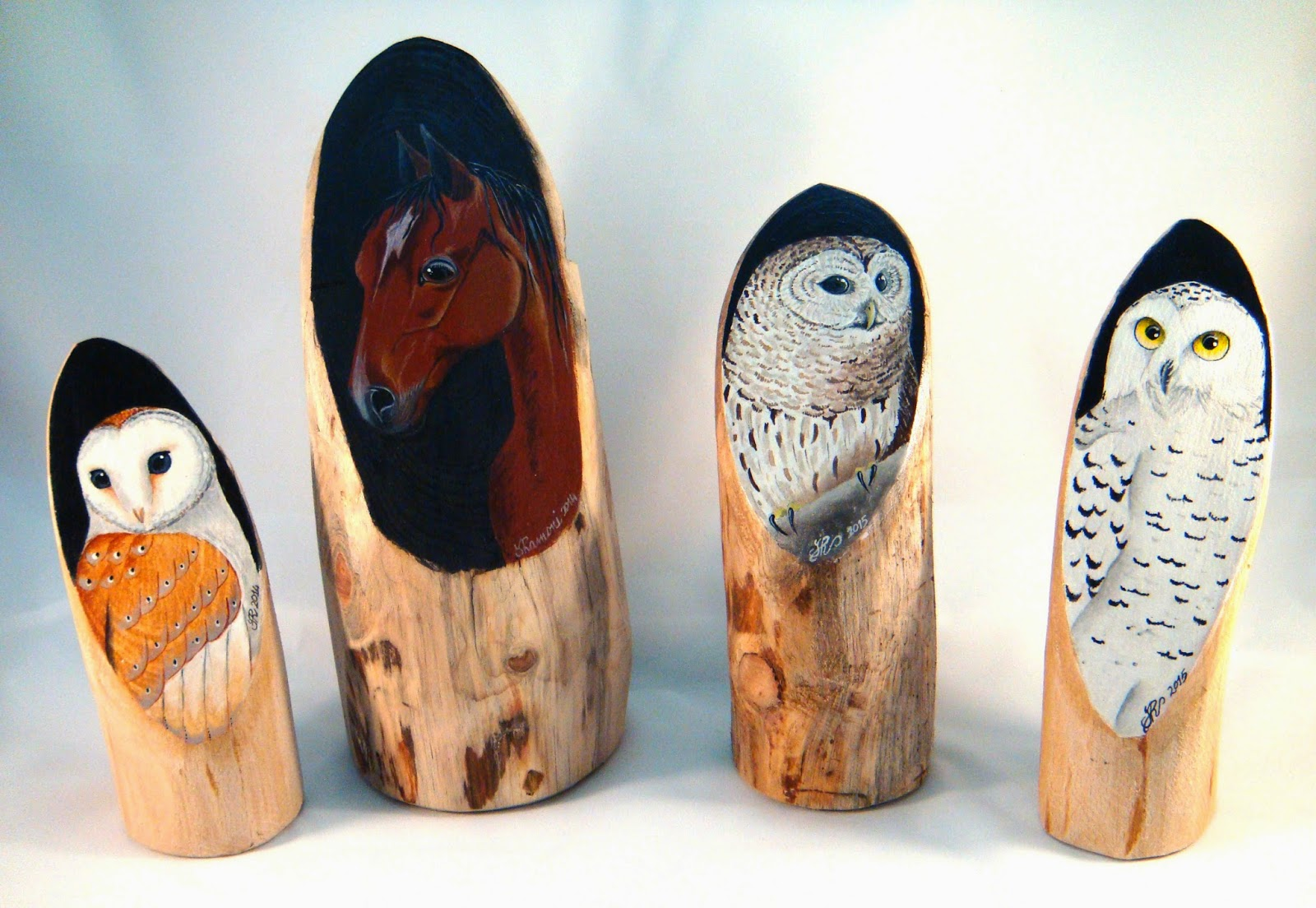 fantasiedipietra: Nuovi materiali...il dipinto su legno