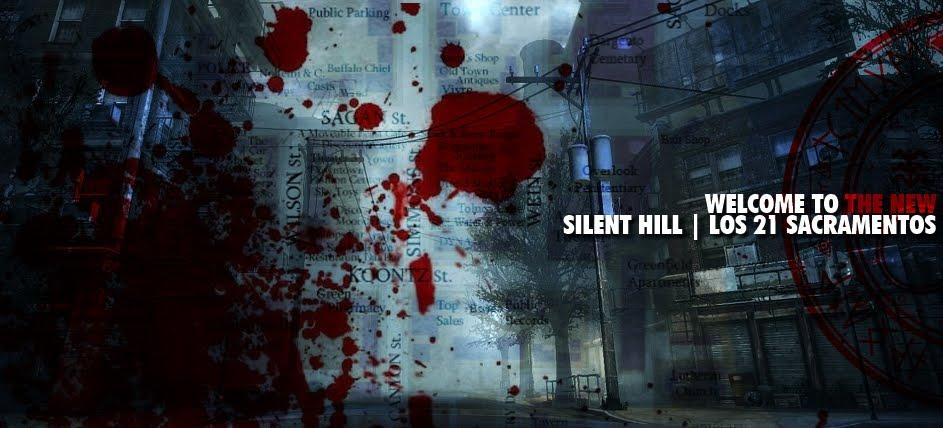 SILENT HILL | LOS 21 SACRAMENTOS | WEBSITE EN ESPAÑOL