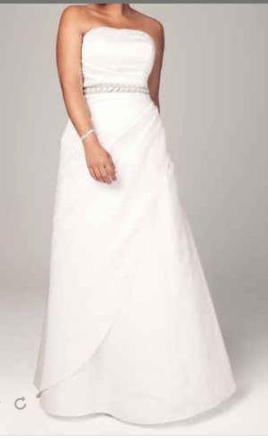 Sunshine\'s Creations.Vintage Threads Inc.com: White wedding dress to ...