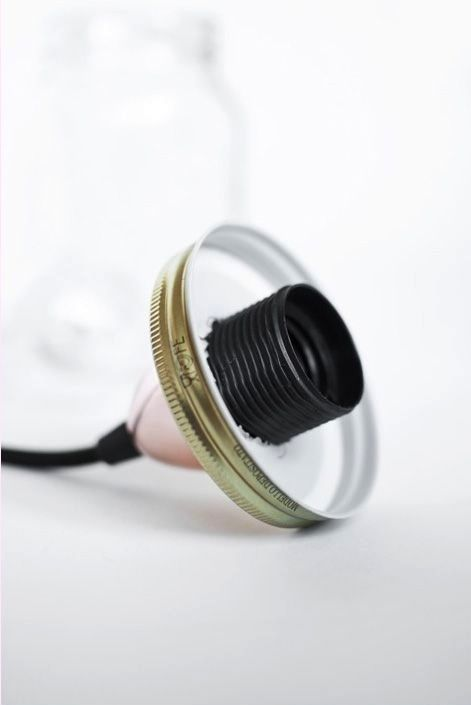 ... lampu hias dari stoples bekas ( cara membuat kerajinan tangan unik