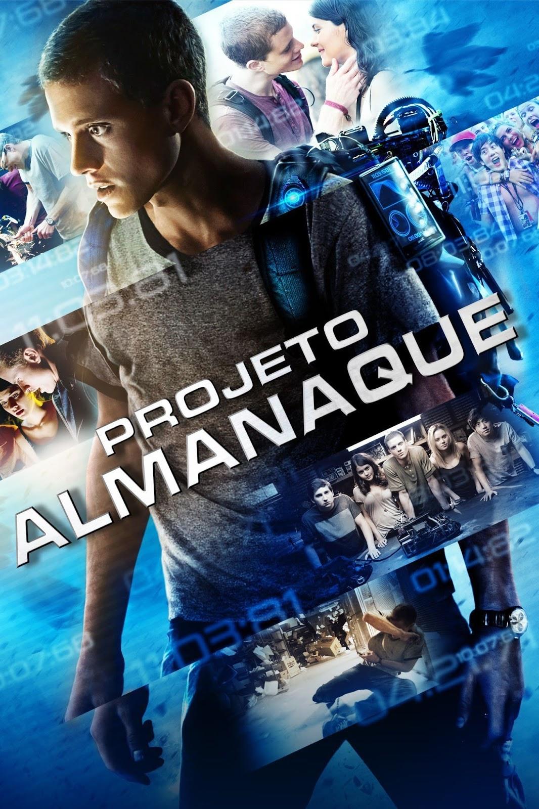 Projeto Almanaque – Legendado (2014)