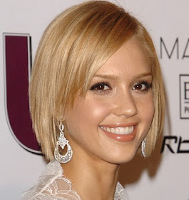 cute easy hairstyles casual short straight hairstyles 2013