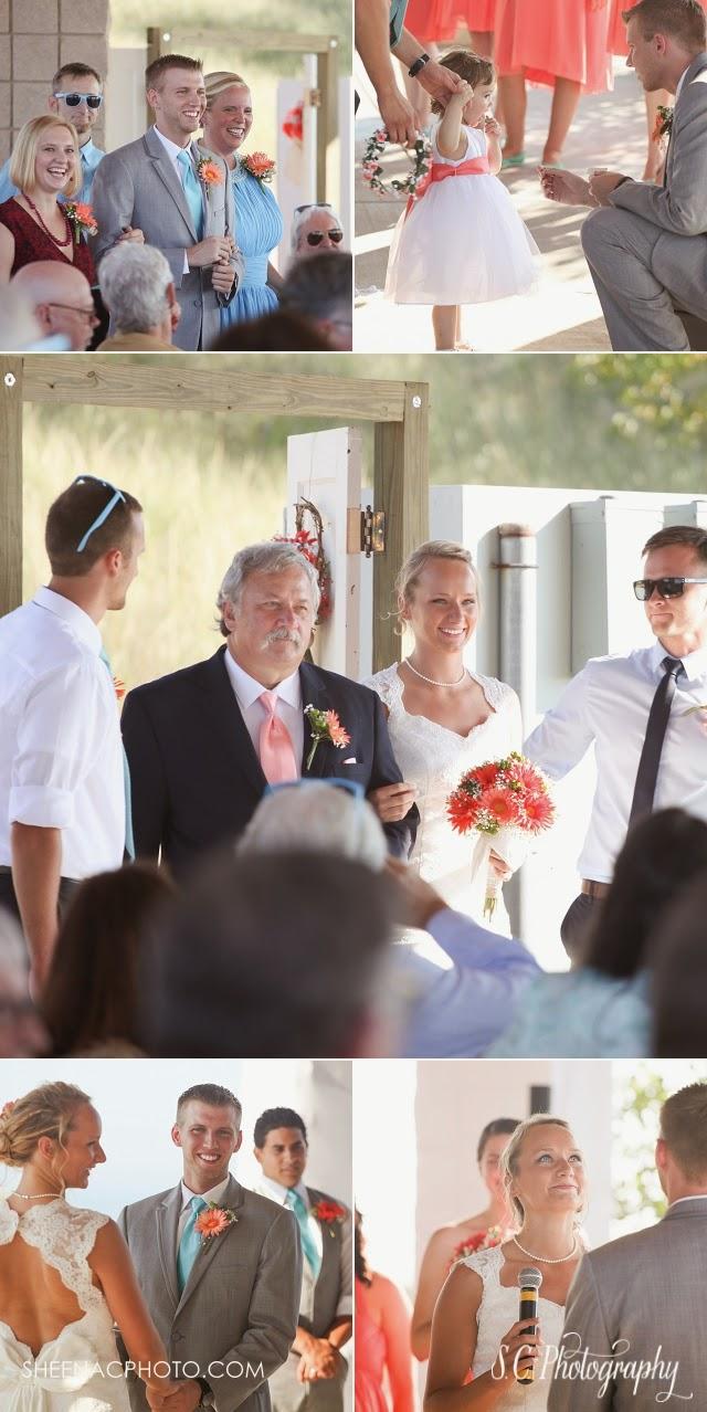 Jean Klock Park Benton Harbor Saint Joseph Michigan beach wedding