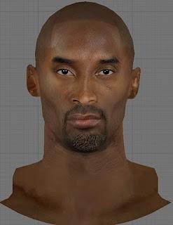 NBA 2K13 Kobe Bryant Cyberface Mod