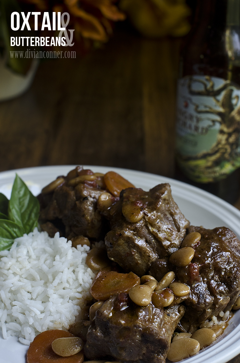 Oxtails and butter beans divian l conner oxtails and butter beans forumfinder Choice Image