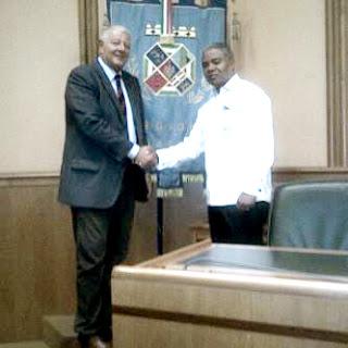 Alcalde SDN expende relaciones con ciudades europeas