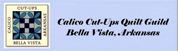 Calico Cut-Ups