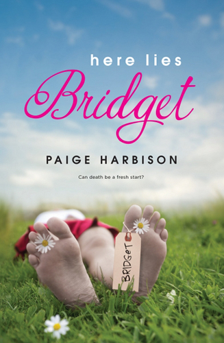 Here Lies Bridget Cover