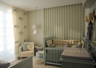 Dekoration für Baby-Raum