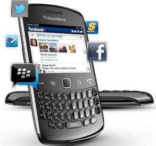 BlackBerry Curve 9360 Apollo BB Murah Rp 1 Jutaan