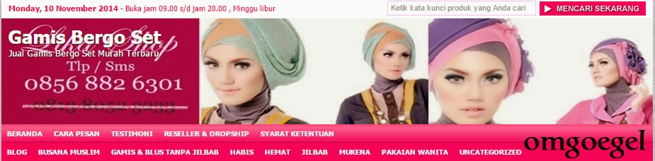 busanamuslimlika.com Toko Online Gamis Terbaru Dan Murah
