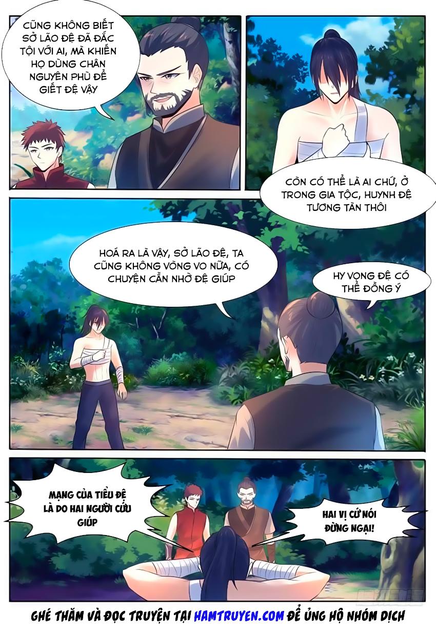 Ngự Thiên chap 10 - Trang 5