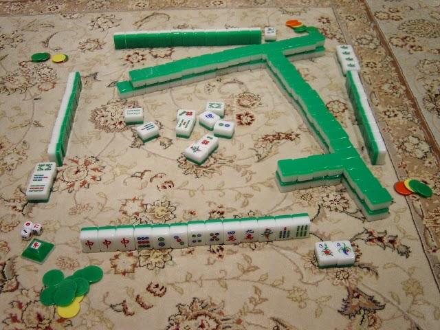 Asal Usul Kertas Mahjong
