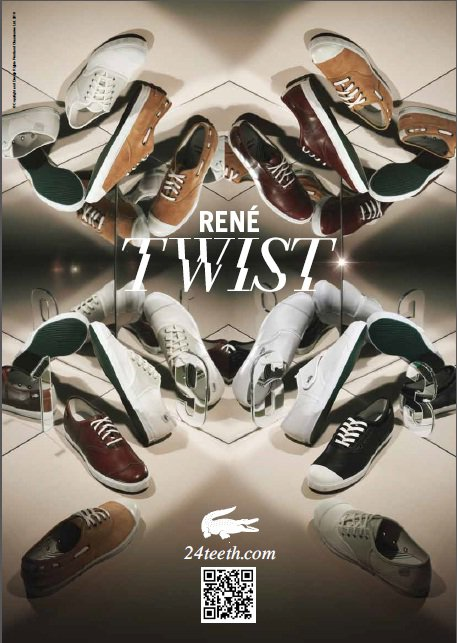 René Twist Fall/Winter Stylish Footwear Collection 2011