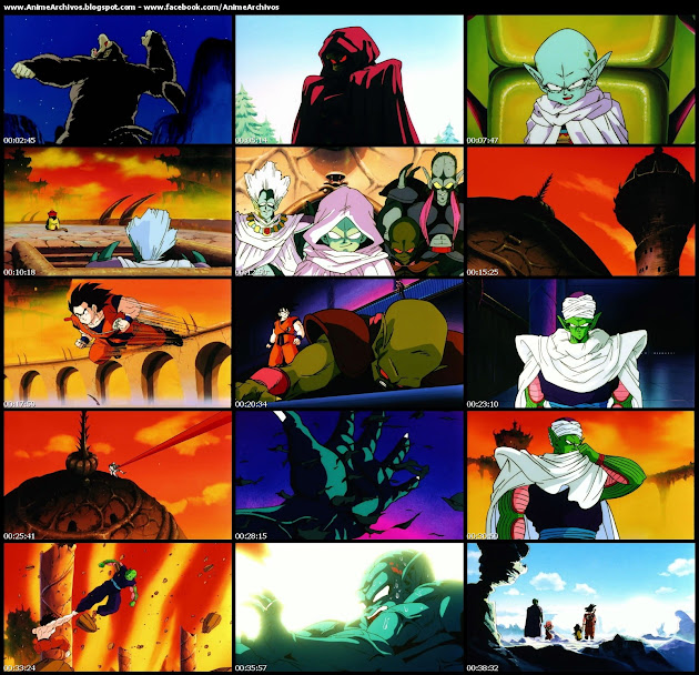Dragon Ball Z Pelicula 1