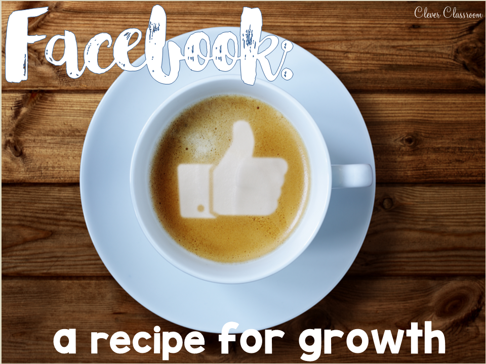 Facebook:  A recipe for growth