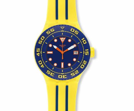 canzone pubblicit orologio swatch scuba libre estate 2013