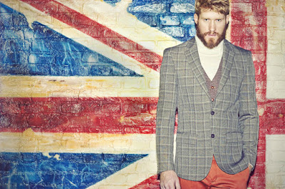 Bandas britânicas inspiram o inverno 2012 da Rich
