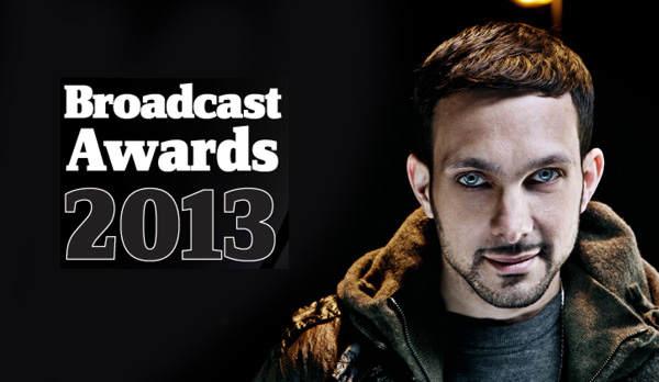 Dynamo Magician Impossible wins Best entertainment Programme 2013