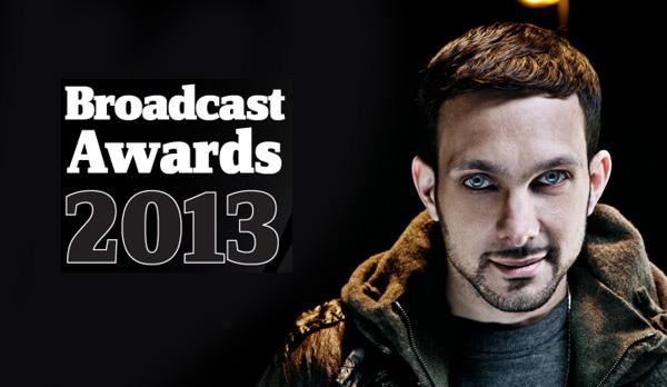 Dynamo Magician Impossible wins Best entertainment Programme 2013