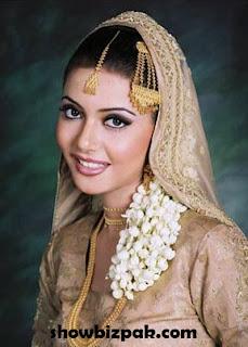 Nida Yasir Wedding Pictures.