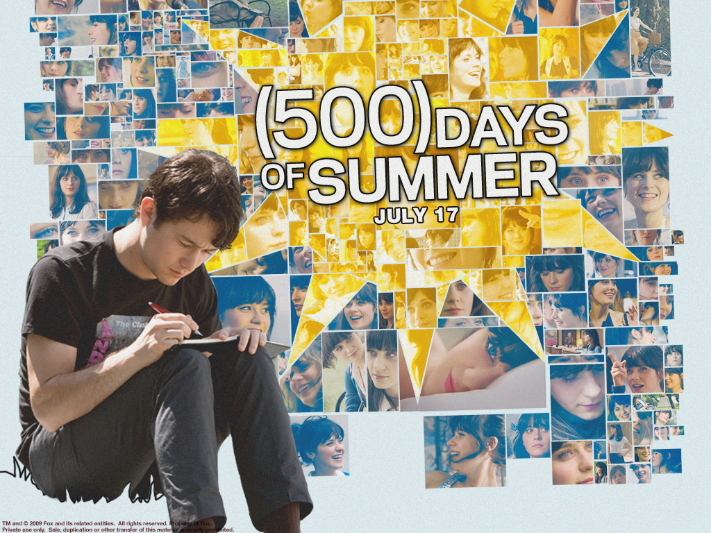 ez pc wallpaper: (500) days of summer wallpapers
