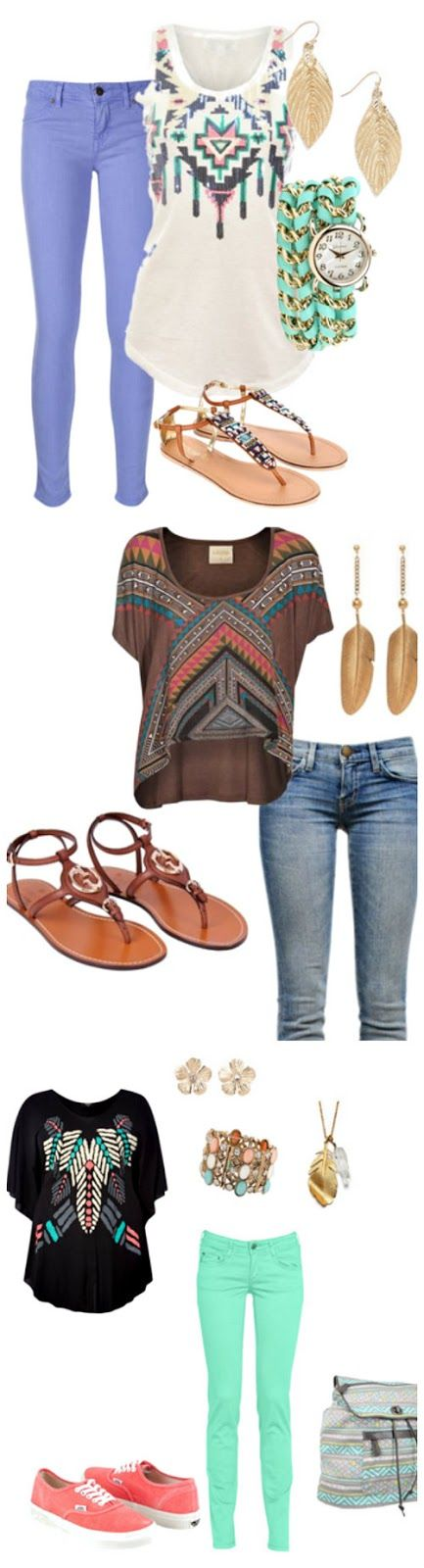 Aztec Spring Fashion