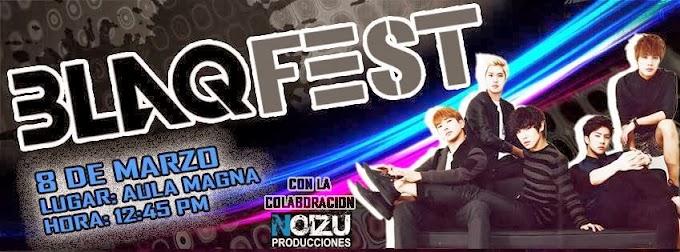 "Kpop ""Blaq Fest"" - 08 marzo"