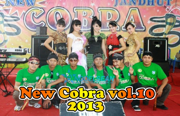 New cobra album tembang kenangan vol 10 2013