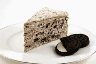 Resep Mille Crepes Oreo