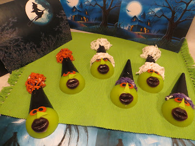 Halloween Witch Soaps