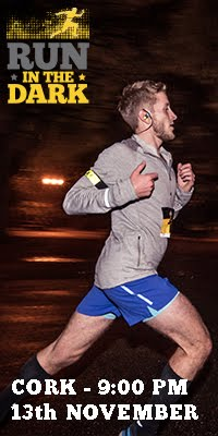 Run in the Dark in Cork City - 5k & 10k - Wed 13th Nov 2019
