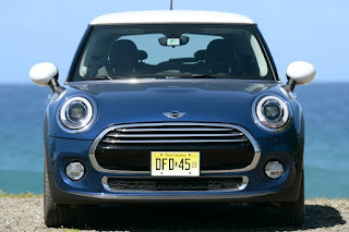 2015 New Mini Hardtop comfortable used car front view