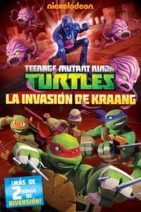 Las tortugas ninja: La invasión de Kraang (2013)