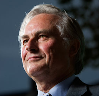 cientista e militante ateu Richard Dawkins
