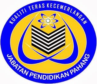Smk Lepar Hilir Gambang Kuantan Pahang Makluman Logo Baru Jabatan Pendidikan Negeri Pahang
