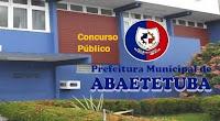 Apostila Concurso Prefeitura de Abaetetuba (PA) 2015 agente administrativo.