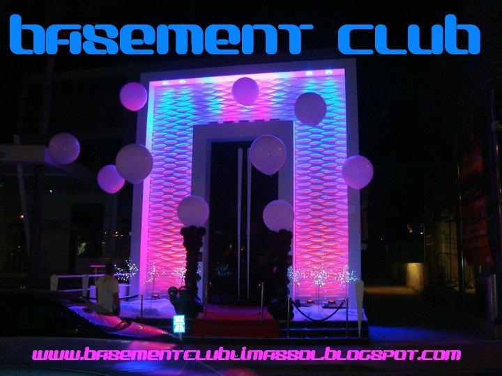 Basement Club,Limassol-Cyprus