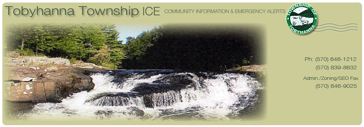 Tobyhanna Twp ICE