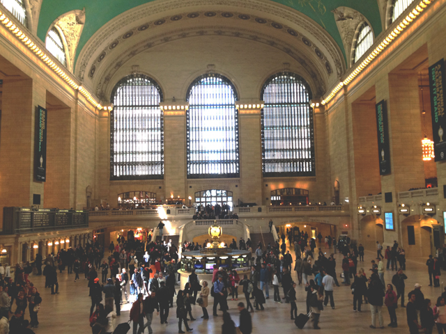 Grand Central Station | Kate Uhry photogrpahy