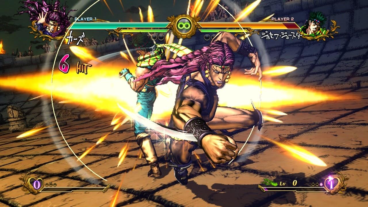 Review Jojos Bizarre Adventure All Star Battle PlayStation 3