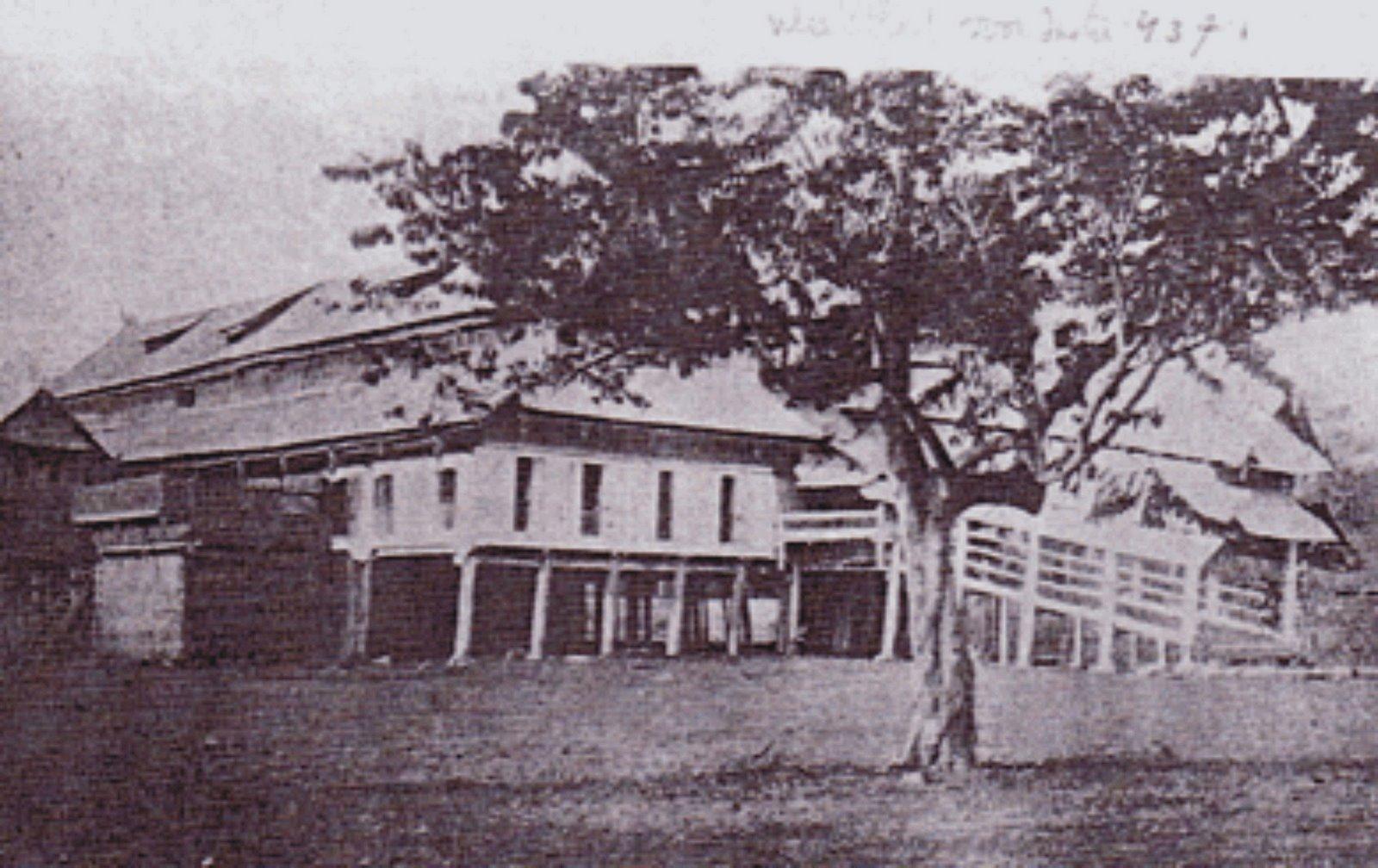Istana Dalam Loka di masa lalu | bloggerhistory.blogspot.com