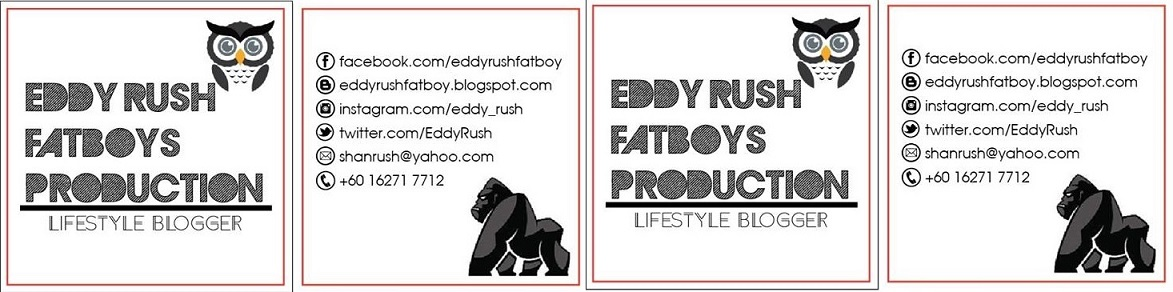Eddy Rush Fatboys Production*