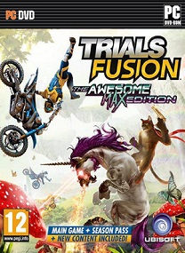 Trials Fusion Awesome Level Max Edition PC Game Free Download
