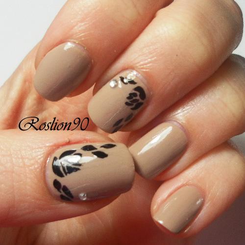 Super Roslion90 Nail Artist: Nail Art Mania! JK32