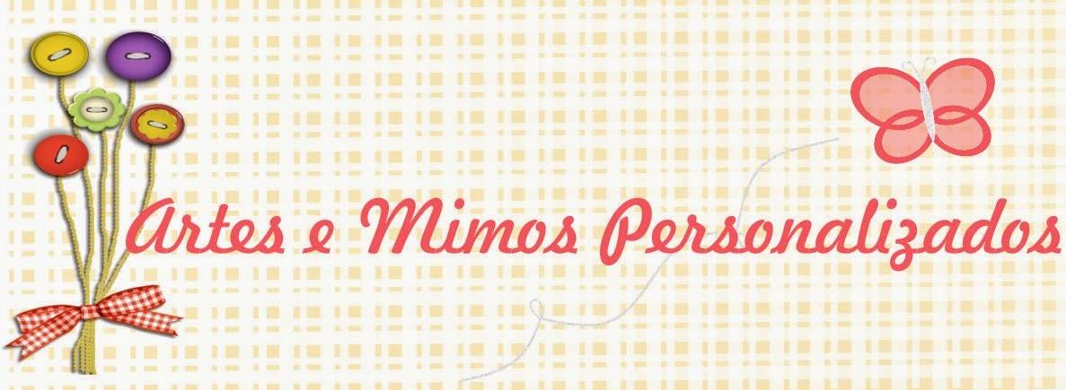 Artes e Mimos Personalizados