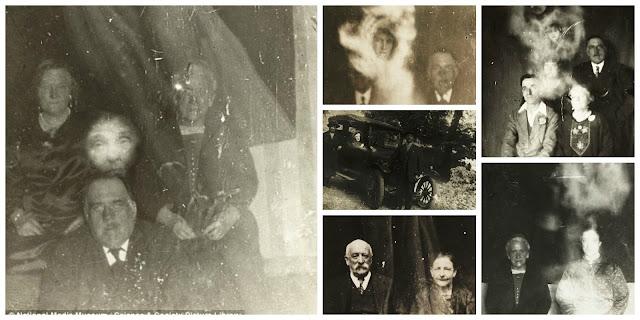 W. Hope: Ο Βρετανός που αιχμαλώτισε τα πρώτα φαντάσματα